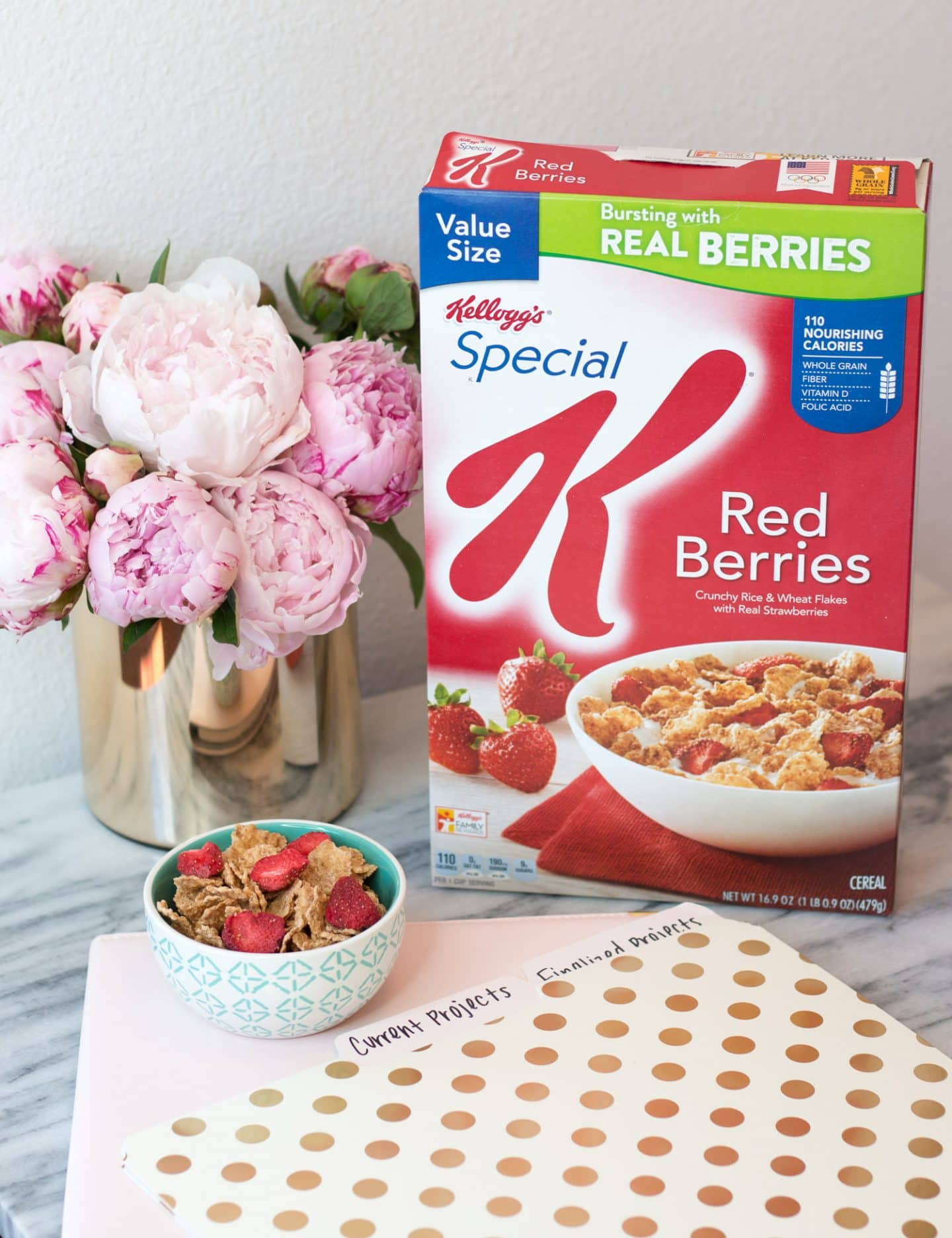 Special K cereal breakfast tips for productivity mom to be pregnancy tips | Lifestyle blogger Ashley Brooke Nicholas