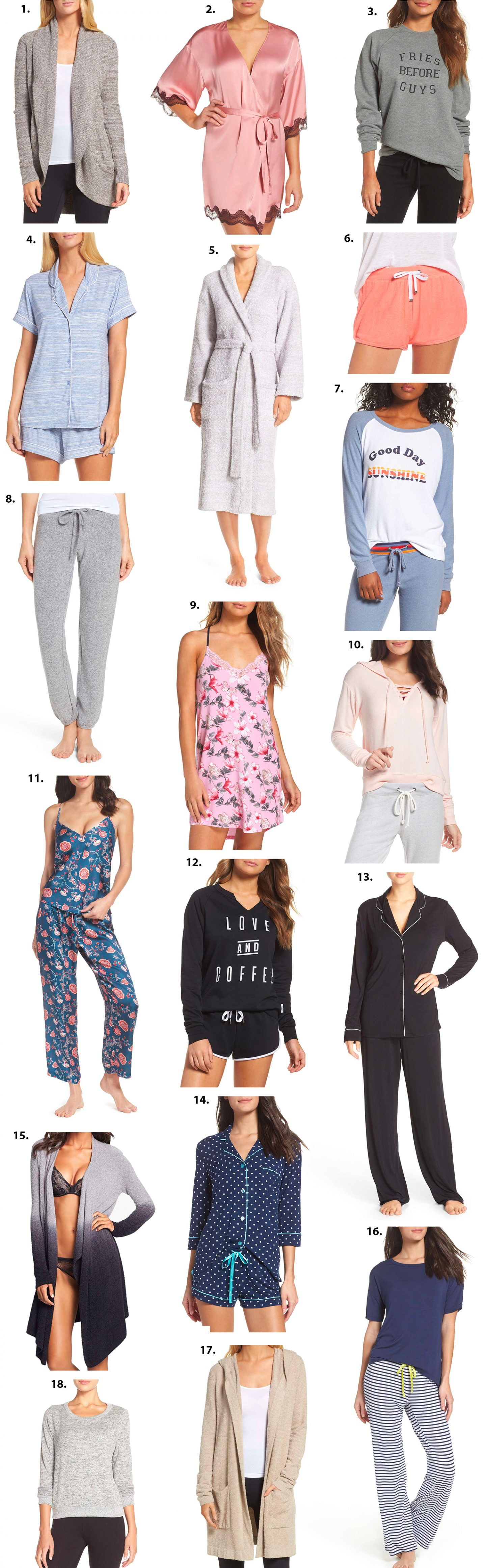 The best loungewear deals from the Nordstrom Anniversary Sale