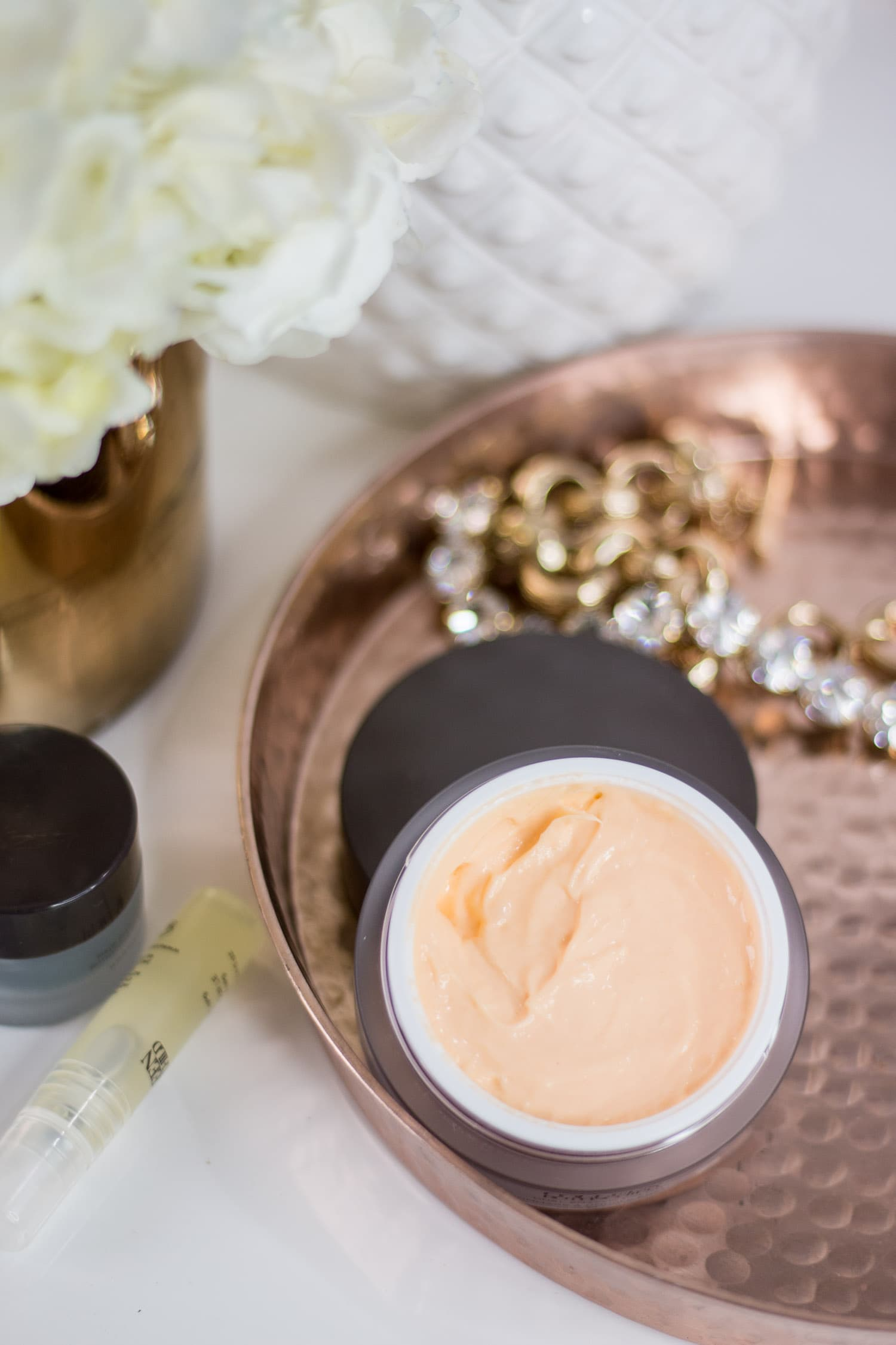 The best exfoliating scrub on the market + a review of the Colleen Rothschild Dual Enzyme Polish | The seven skin care products that every woman needs in her beauty routine + the best skin care products from Colleen Rothschild Beauty with Orlando, Florida beauty blogger Ashley Brooke Nicholas