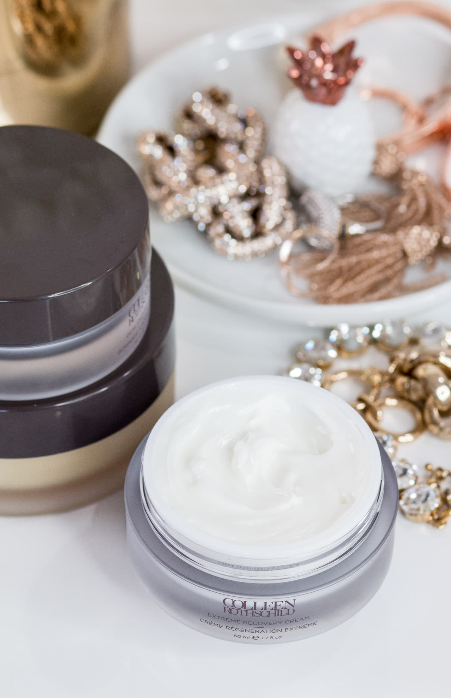 The best moisturizer for dry skin + a review of Colleen Rothschild Extreme Recovery Cream | The seven skin care products that every woman needs in her beauty routine + the best skin care products from Colleen Rothschild Beauty with Orlando, Florida beauty blogger Ashley Brooke Nicholas