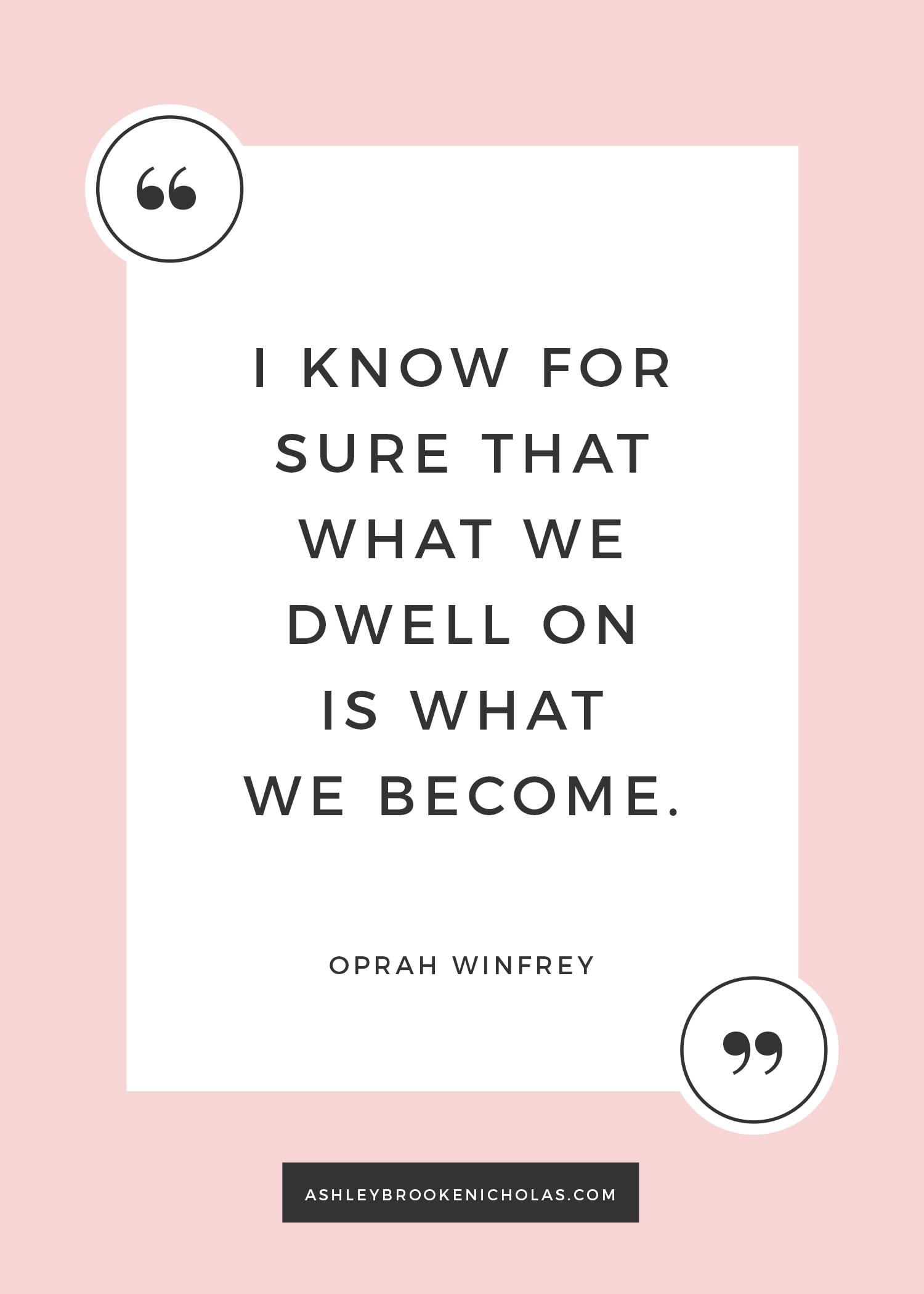 cute girl boss quotes lifestyle blogger Ashley Brooke Nicholas