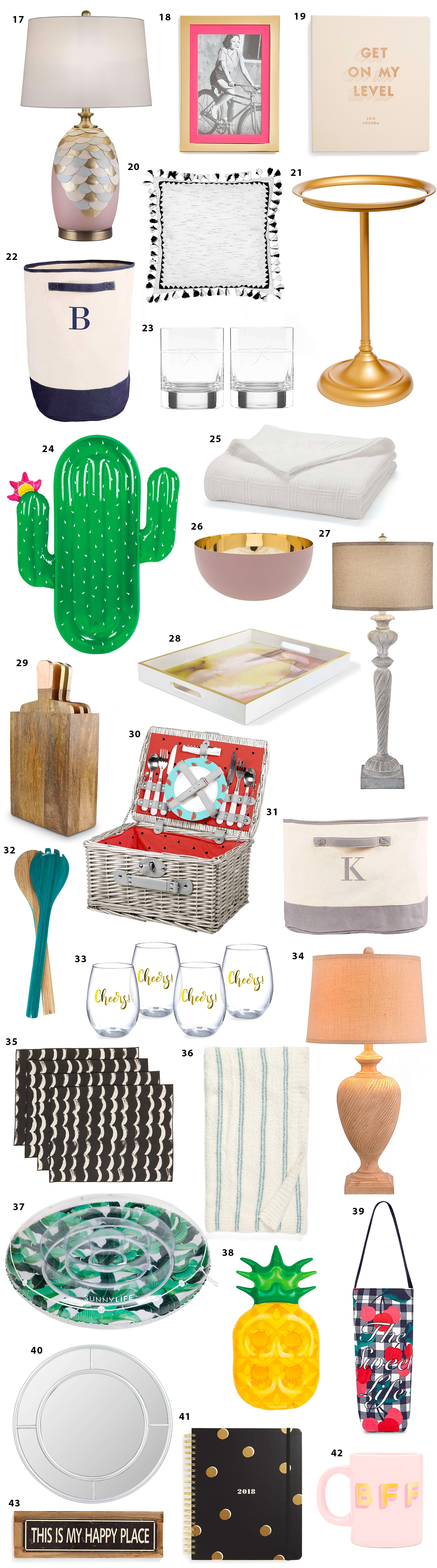 Best home decor finds from the nordstrom summer sale Nordstrom home decor sale