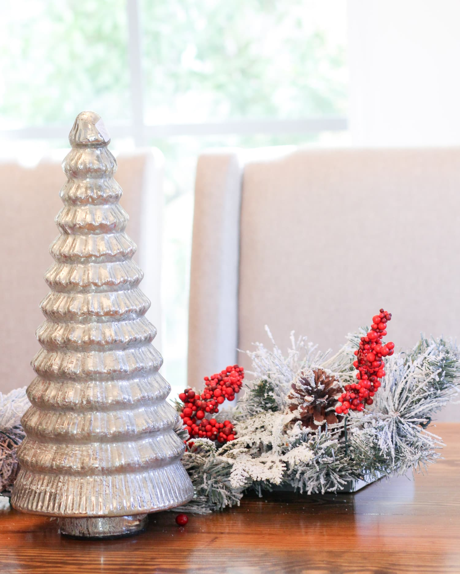 holiday decor on a budget | holiday party | Ashley Brooke Nicholas