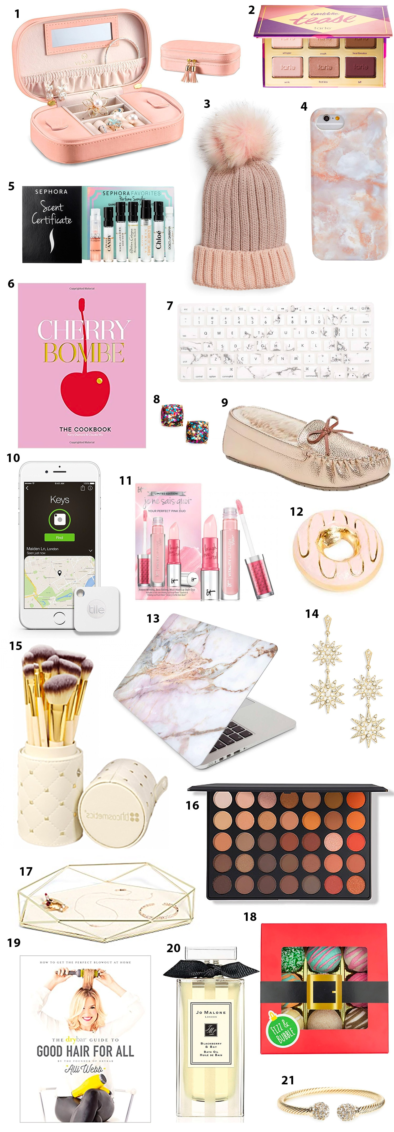 The Best Christmas Gifts for Women Under $25 | Ashley Brooke Nicholas