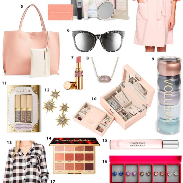 Christmas Gift Ideas For Women Under 50 Ashley Brooke