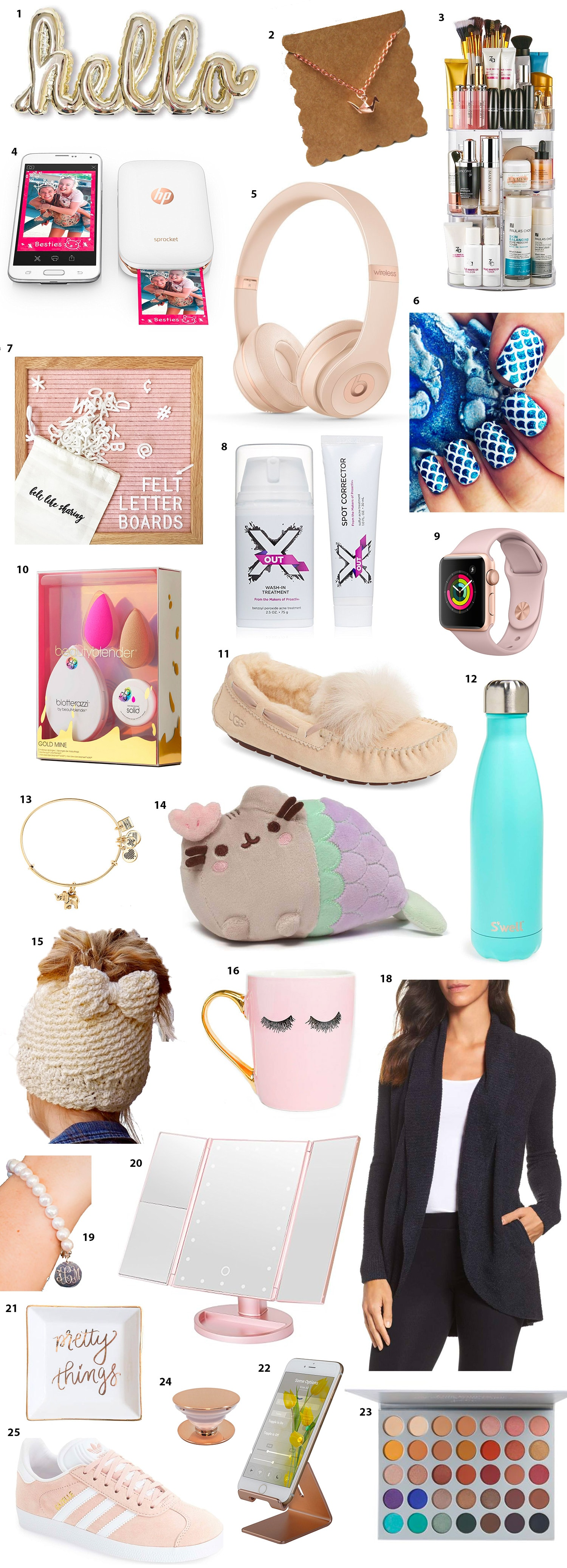 The Best Christmas Gifts for Teens