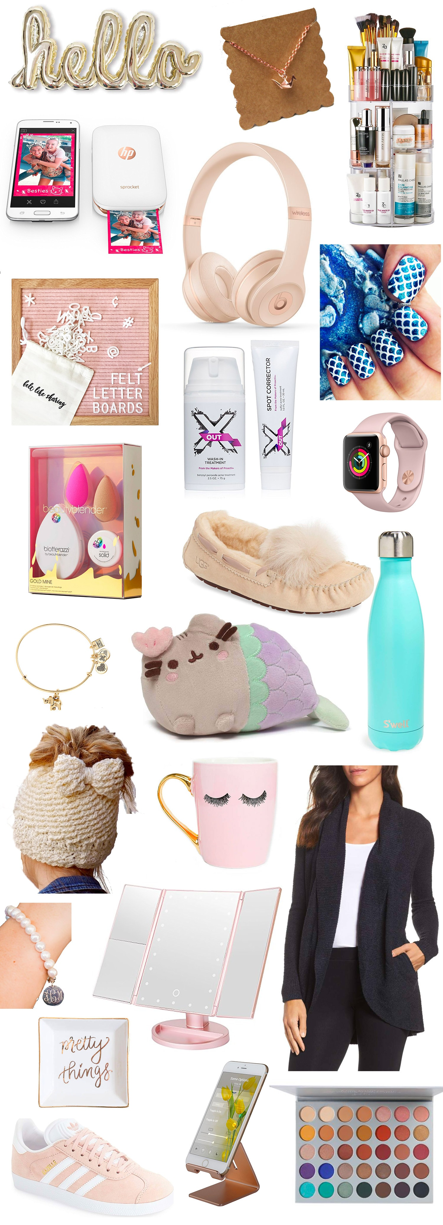 Top Gifts for Teens This Christmas | Ashley Brooke Nicholas
