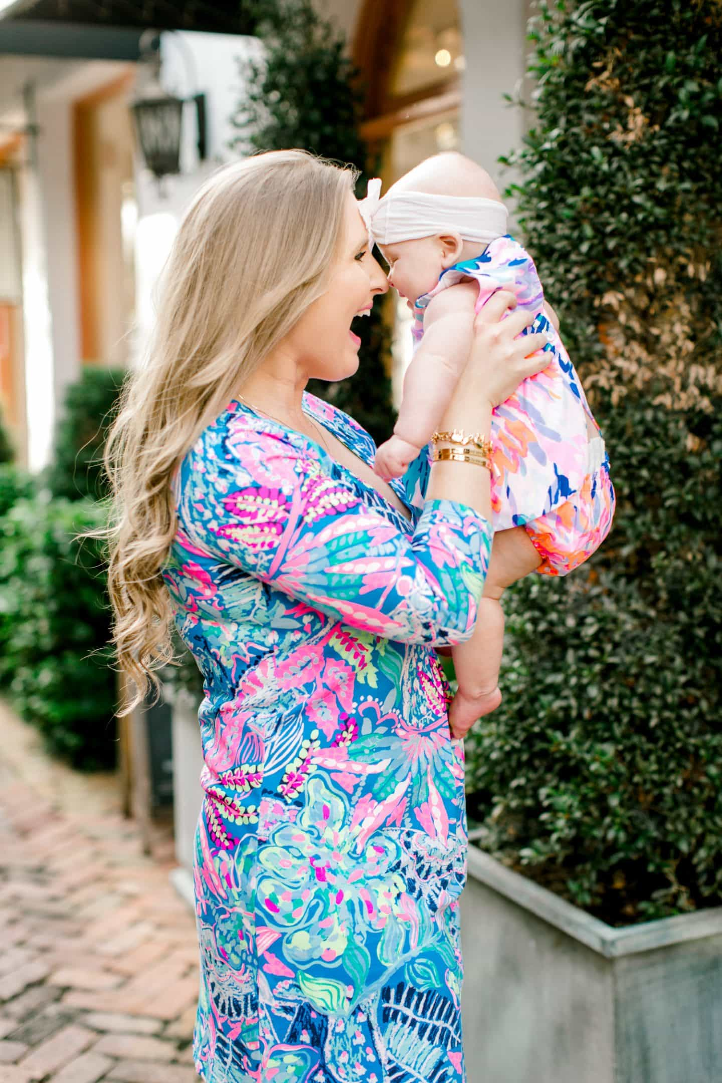 Lilly Pulitzer Mommy Amp Me Outfit Ashley Brooke Nicholas