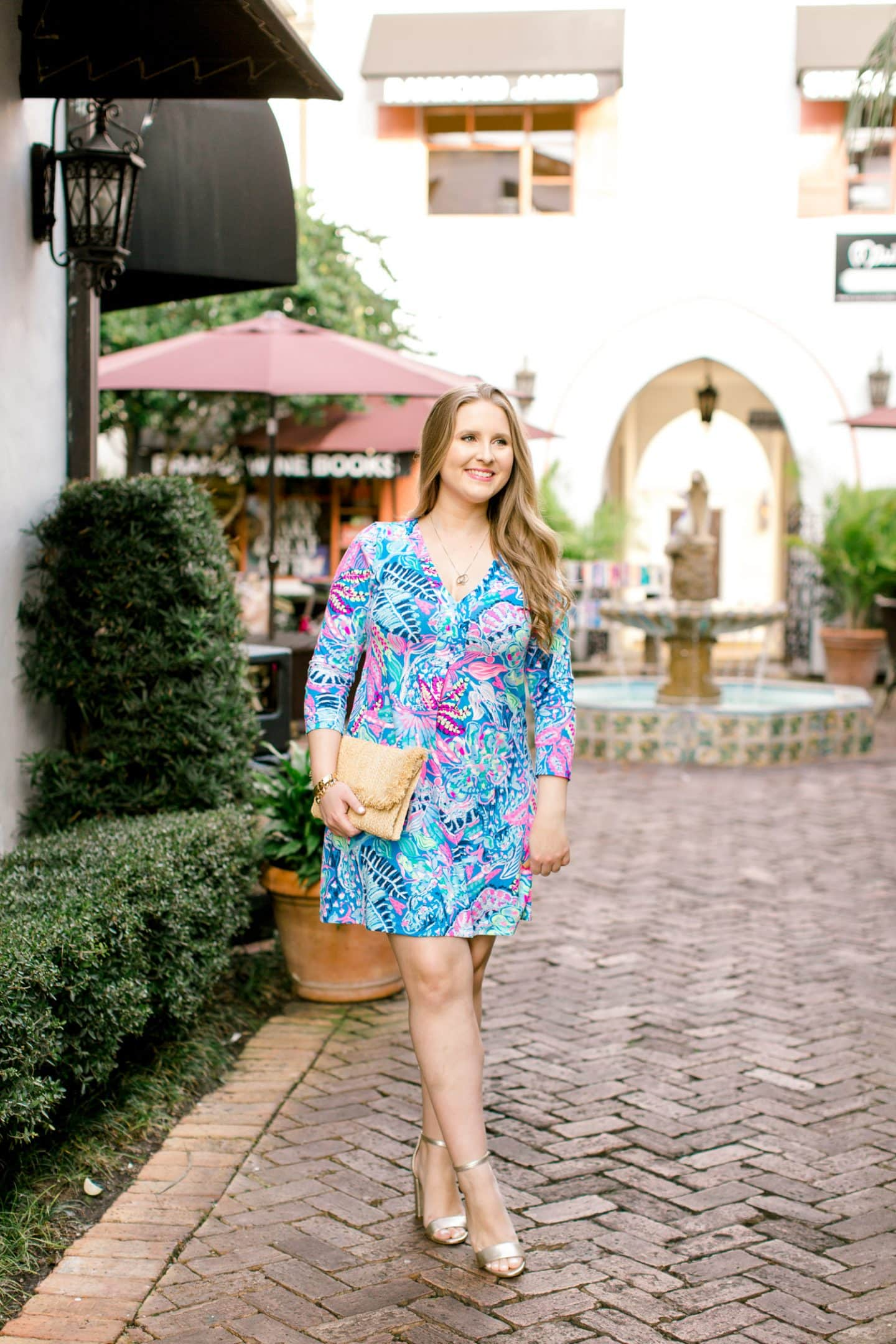 Lilly Pulitzer Mommy & Me Outfit | Ashley Brooke Nicholas