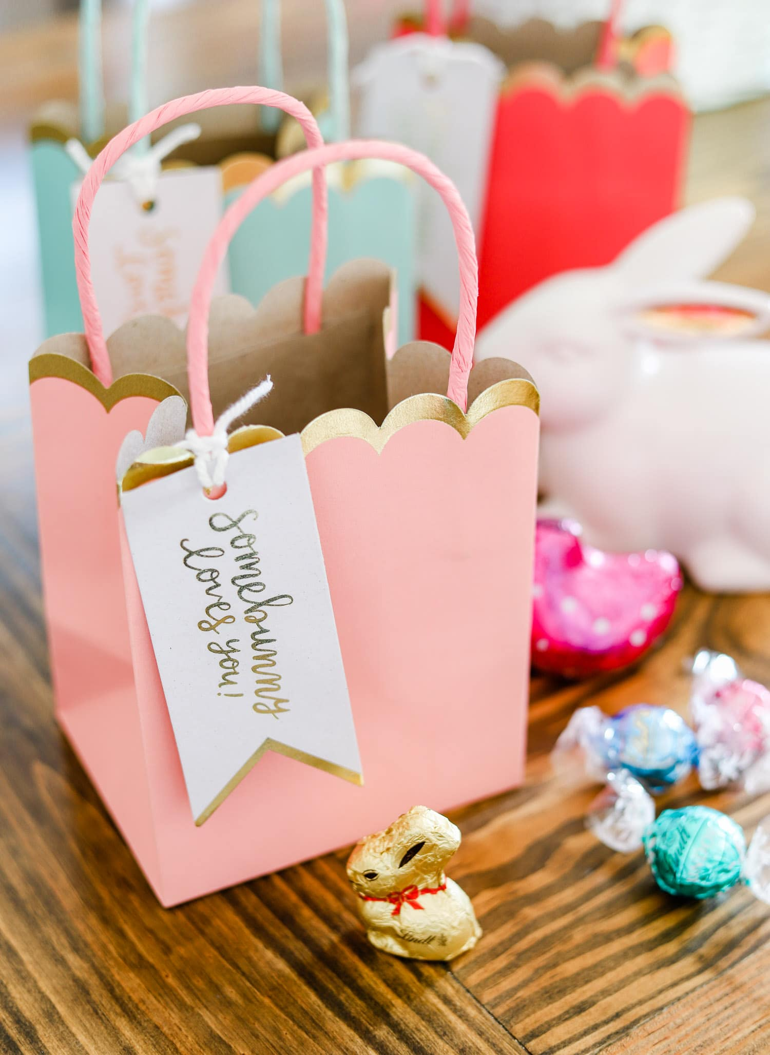 Cute Easter Basket Ideas + Party Favors | Ashley Brooke Nicholas