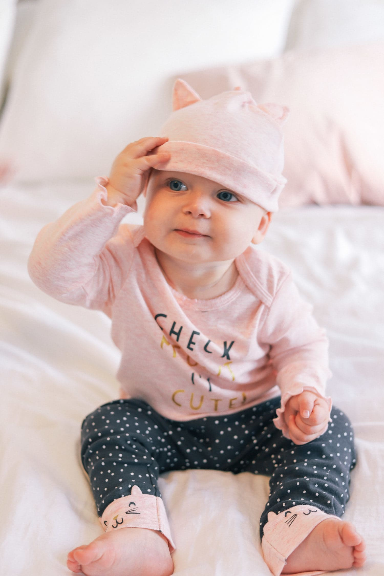 Cute and Affordable Outfits for Baby Girls