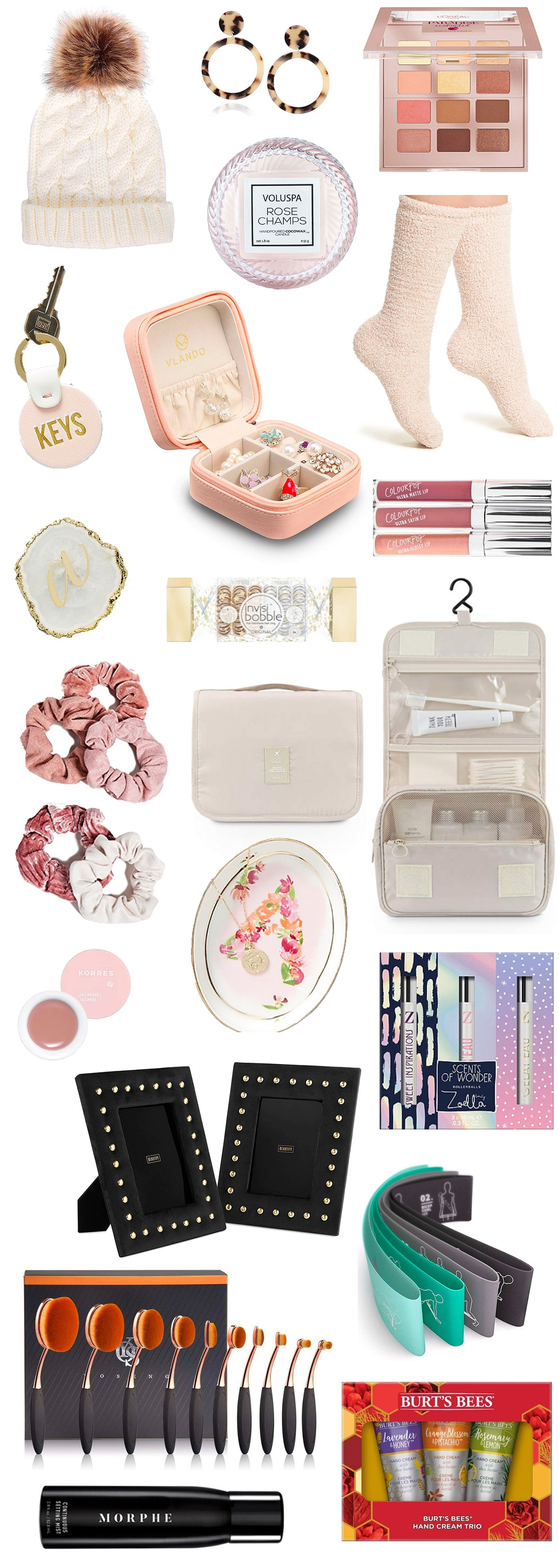 2018 Best Christmas Gifts For Women Under $15