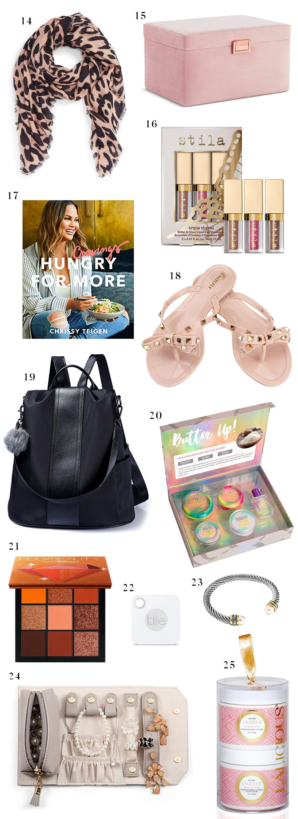 Top Christmas Gifts For Women Ashley Brooke Nicholas