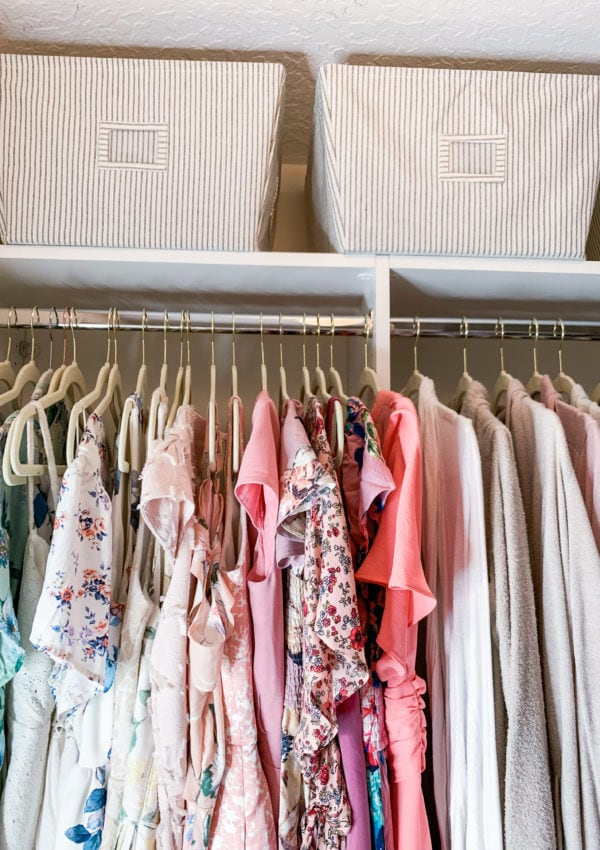 How to Declutter Your Closet in 4 Easy Steps