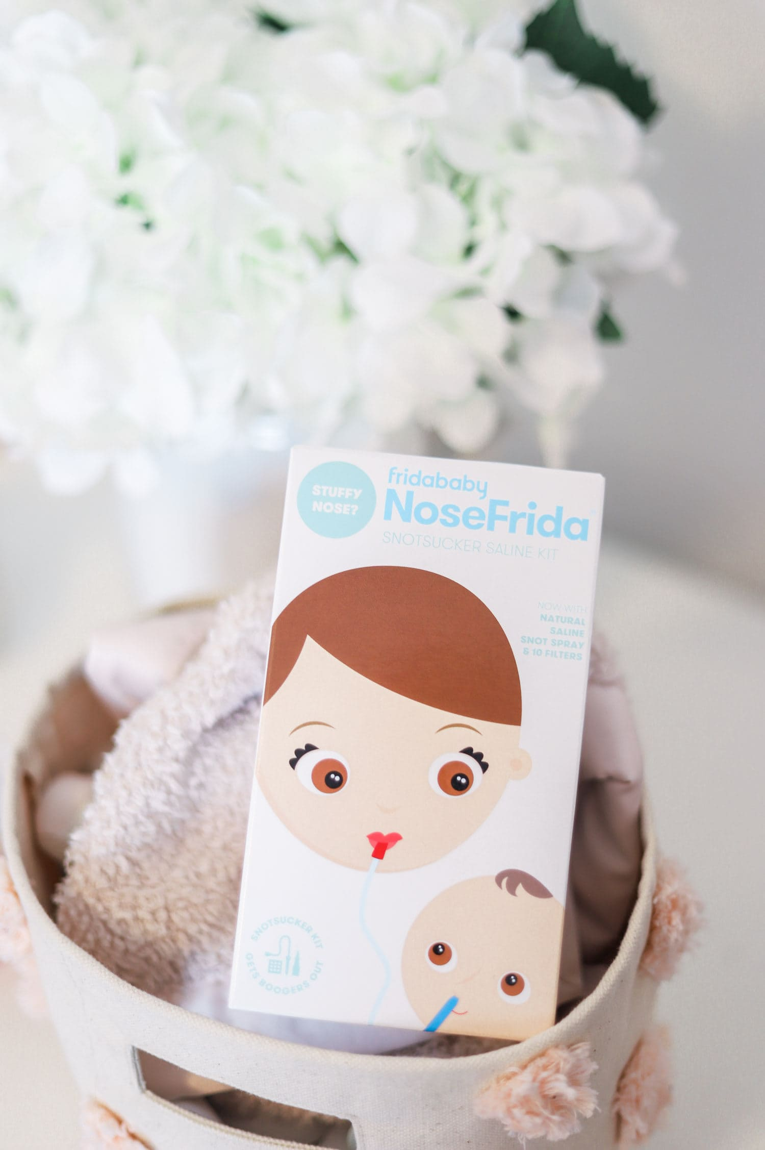The baby registry must haves every new mom needs! All of the best baby products for newborn babies - including fridababy's NoseFrida  + why you should register at Buy Buy Baby!