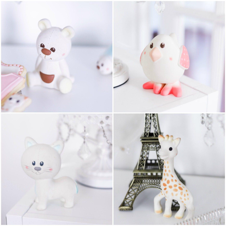 Dresser Une Table À L Anglaise sophie la girafe in paris birthday party ideas | ashley