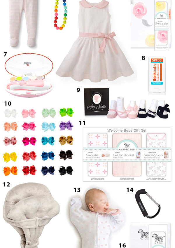 30 Amazing Baby Finds from Amazon