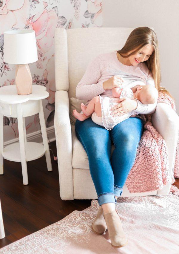 Honest Breastfeeding Story + Best Breastfeeding Tips for New Moms