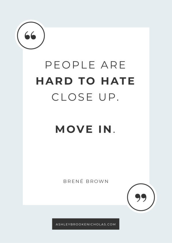 Inspiring Quotes from Brené Brown
